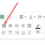 Как скрыть сетку в Google Таблицах (Простое руководство)