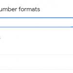 Как скрыть нулевые значения в Google Таблицах (2 простых метода)