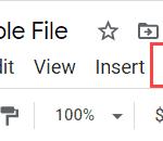 Как очистить форматирование в Google Таблицах (шаг за шагом)